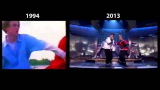 Ant and Dec Lets Get Ready to Rumble 1994 and 2013