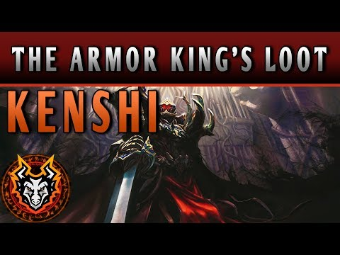 Kenshi Ep 108: Testing Security at the World's best Armor