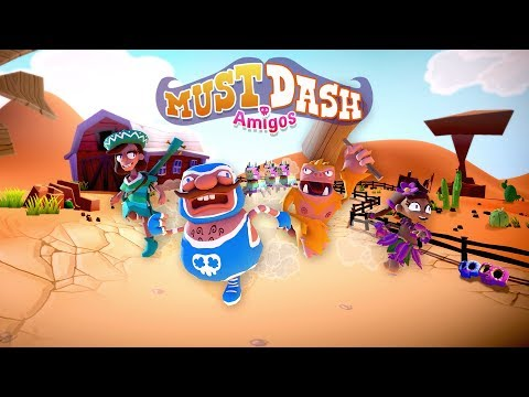 Must Dash Amigos | Xbox One | Announcement Trailer thumbnail