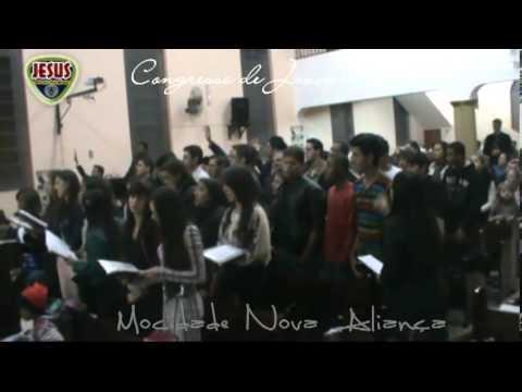Congresso de Jovens da Assembléia de Deus em Ipuiuna-MG