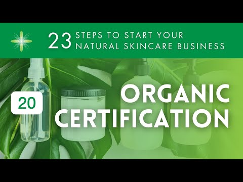 Start Your Own Natural & Organic Skincare Business - Step 20 ...