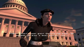 Destroy All Humans! - PS4 Pro Walkthrough Mission 22: Attack of the 50-Foot President (Ending)