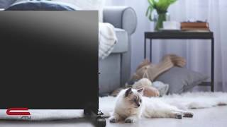 Видеообзор электрообогревателей СТН