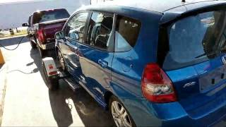 RESGATE DO 2008 HONDA FIT