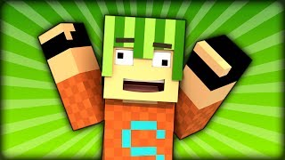 SIMON IS A CUTIE-PATOOTIE (Minecraft Funny Moments - The Best of Bodil40 and Simon)