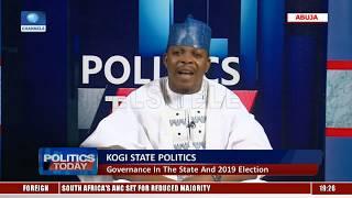 Kogi State Politics: Senator, PDP Chieftains Berates Gov Over Projects Pt.2 |Politics Today|
