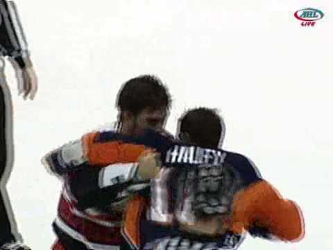 Micheal Haley vs Brad Herauf