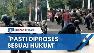 Propam Persilahkan Mahasiswa UIN Korban Aksi 'Smackdown' Brigadir NP Buat Laporan Pidana ke Polisi