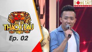 NHẢY BAO BỐ | KỲ TÀI THÁCH ĐẤU | TẬP 2 FULL HD (25/09/2016)