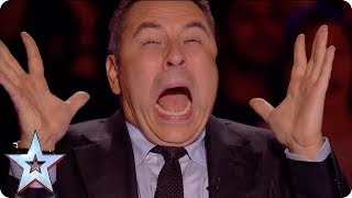 Alexandr Magala's DEATH-DEFYING stunt | Britain's Got Talent Unforgettable Audition - Video Youtube