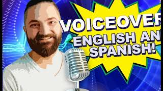 I will record US male voice over great fun vo