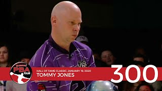 PBA Televised 300 Game #27: Tommy Jones