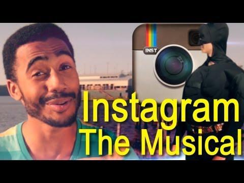 Muzikál o Instagramu