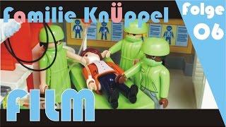 Die Operation Im Krankenhaus Playmobil Film Deutsch  / Kinderfilm / Kinderserie Kinderklinik