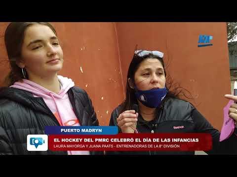 Puerto Madryn   El hockey del PMRC Celebró el día de las infancias