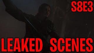 Season 8 Episode 3 Leaked Scenes ! | Game of Thrones Season 8 Episode 3