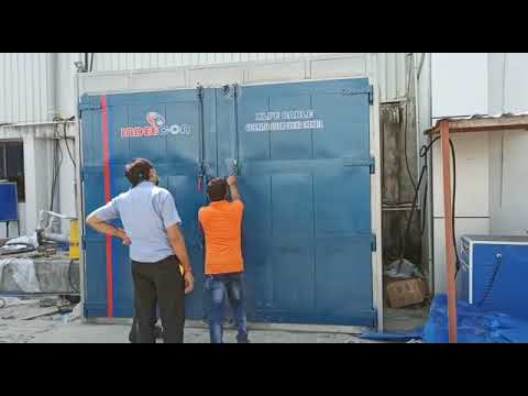 Xlpe/Wire/Cable Curing Chamber (Fully Automatic With PLC)