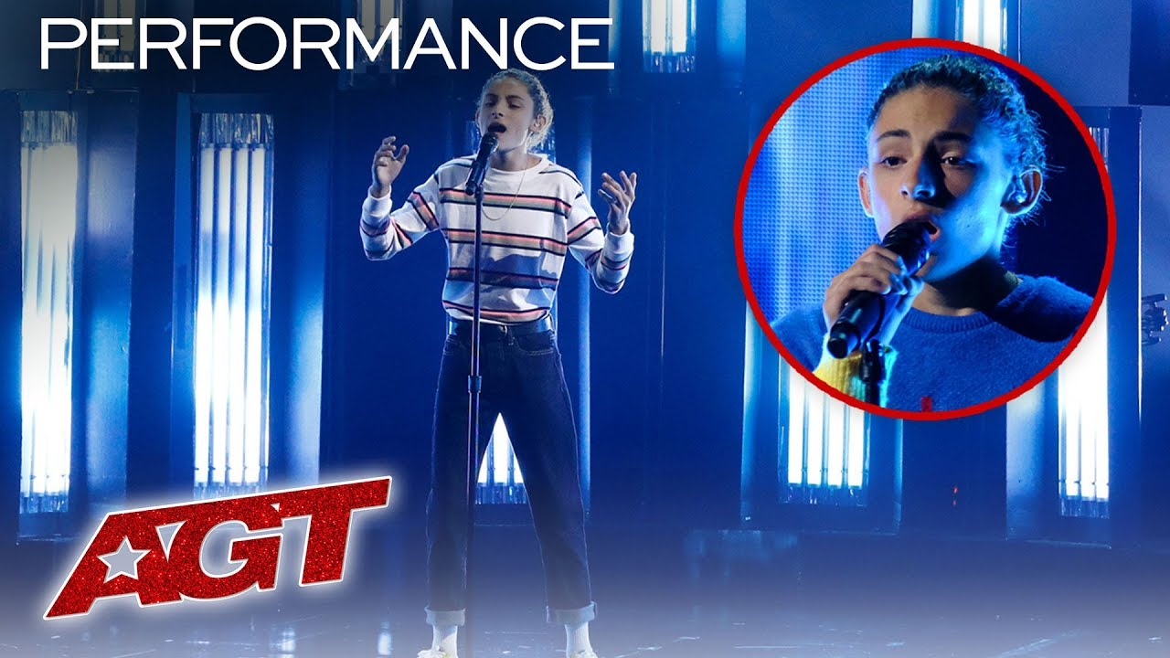 TOP Performances From Singer Benicio Bryant on AGT - America's Got Talent 2019 thumbnail