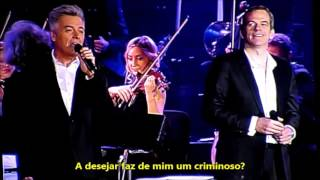 Belle - Garou, Daniel Lavoie, Patrick Fiori (2013) - Legendado PT-BR