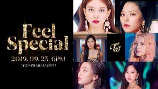 "TWICE ""Feel Special"" Teaser MIXMASHUP (Nayeon To Mina)"