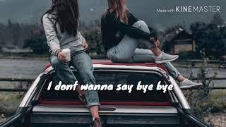 Gryffin   Bye Bye Ft.Ivy Adara (lyric)