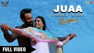 Babbu Maan - Juaa (Official Music Video) Banjara | Latest Punjabi Song 2018