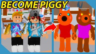 Roblox 2 Player Piggy Tycoon With My Little Nephew