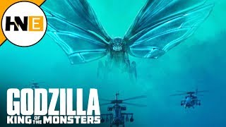 Mothra's Origins in Godzilla: King of the Monsters EXPLAINED