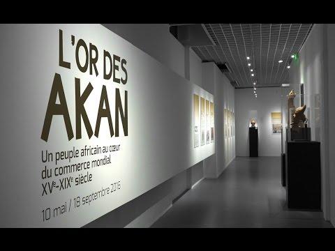 L'or des Akan
