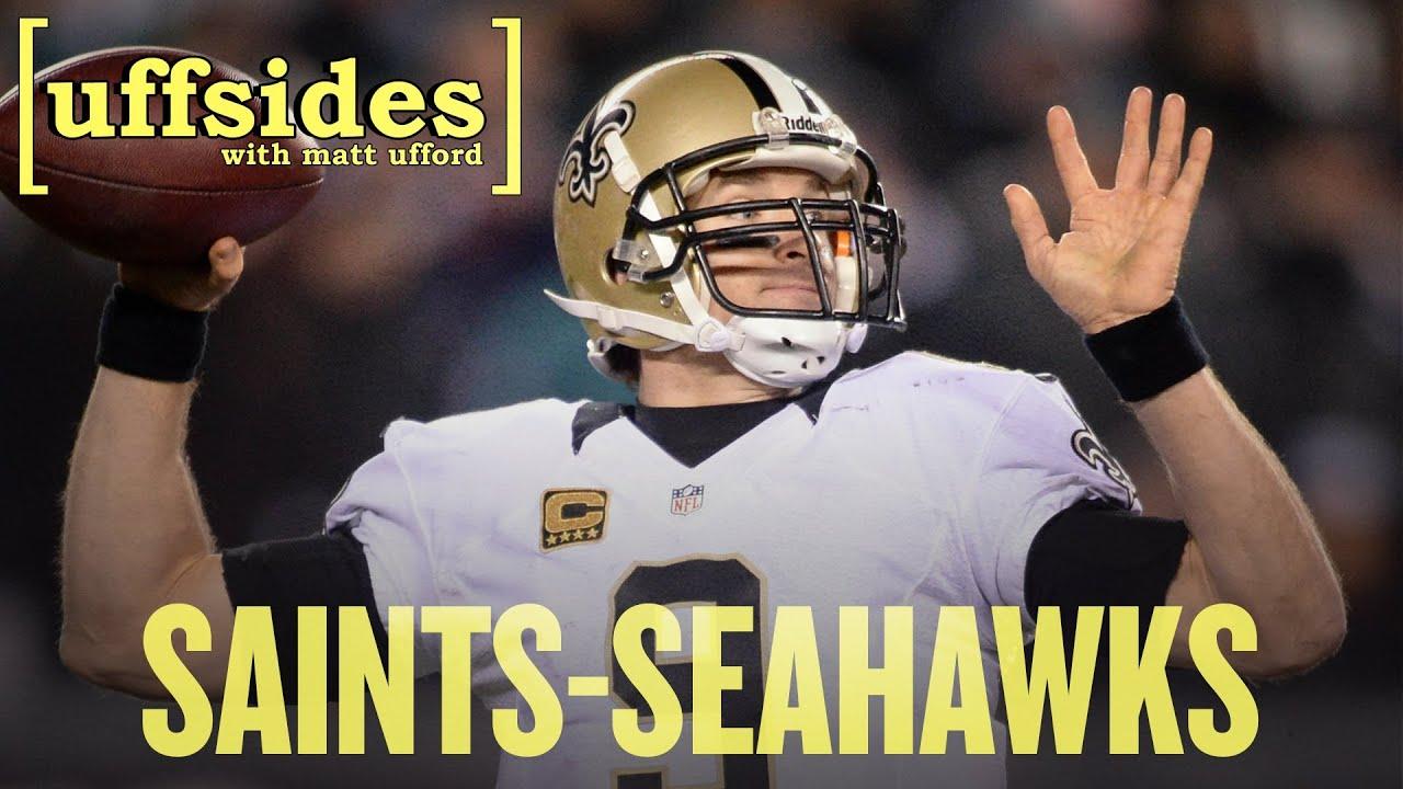 Saints vs Seahawks 2014: Uffsides Divisional Round Previews thumbnail