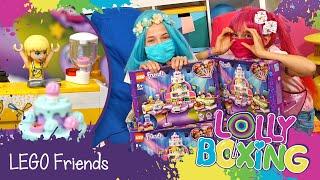 Lollyboxing 53 - LEGO Friends: Soutěž v pečení