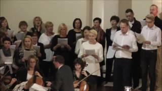2016 - koncert wieńczący III Warsztaty Liturgiczno-Muzyczne