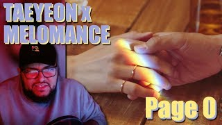TAEYEON(태연) X MELOMANCE(멜로망스)   Page 0 MV REACTION!!!