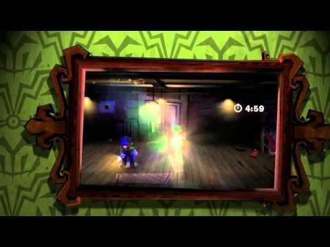 Видео № 0 из игры Luigi's Mansion 2: Dark Moon [3DS]