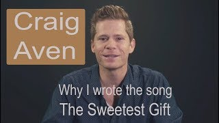 The story behind the song that has helped millions suffering at Christmas, The Sweetest Gift