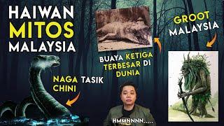 5 Makhluk Lagenda Dalam Cerita Rakyat Malaysia