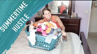 Clean and Chill With Me!  Summertime Woes + Camp Mom