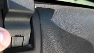 Chevy Silverado HowTo stop door locks from Rattling or Vibrating.