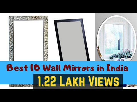 Top 10 Best Decorative Wall Mirrors in India 2019 Prices List