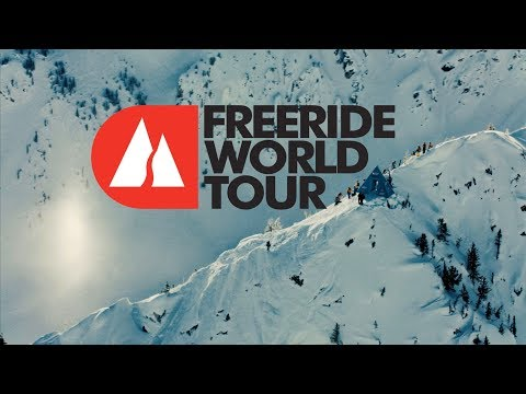 2019 Freeride World Tour Calendar Teaser