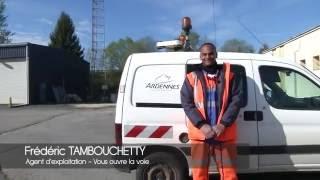 Agents 008 : les agents des routes au CD08