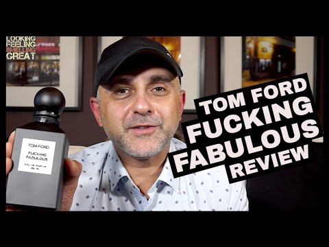 Tom Ford Fucking Fabulous First Impressions | Fragrance Review 5ml Decant WW Giveaway