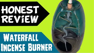 Waterfall Backflow Incense Burner ... Does It Really Work?? My Honest Review!!