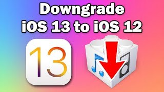 downgrade ios 12-1 to 11 - TH-Clip