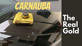 DIY, Meguair's Gold Class Carnauba Plus paste wax !