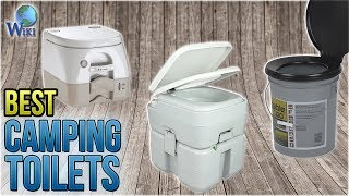 10 Best Camping Toilets 2018