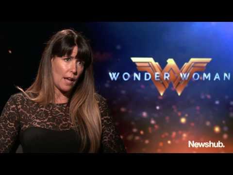 Wonder Woman director Patty Jenkins on the scene making women everywhere cry   Newshub