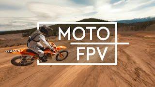 MOTO FPV - Maiden Flight