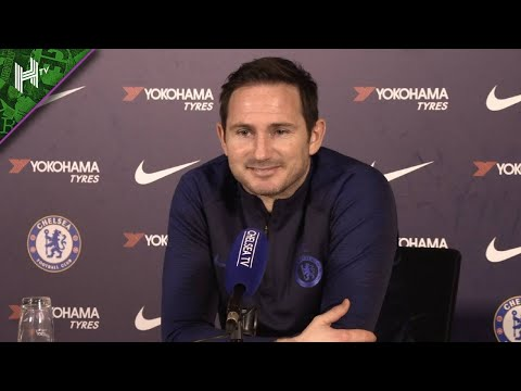 Lampard: Hard work starts now for Gilmour
