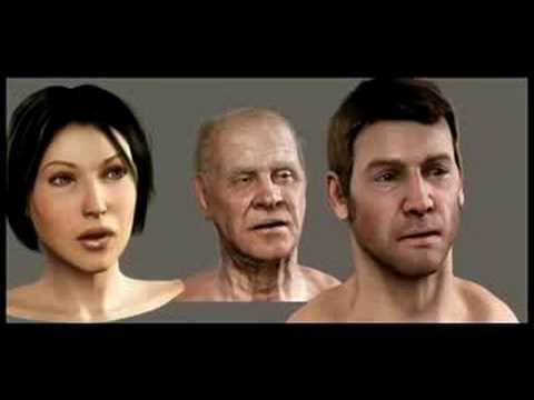 AlterEgo Shows Off Incredibly Realistic 3D Animated Faces